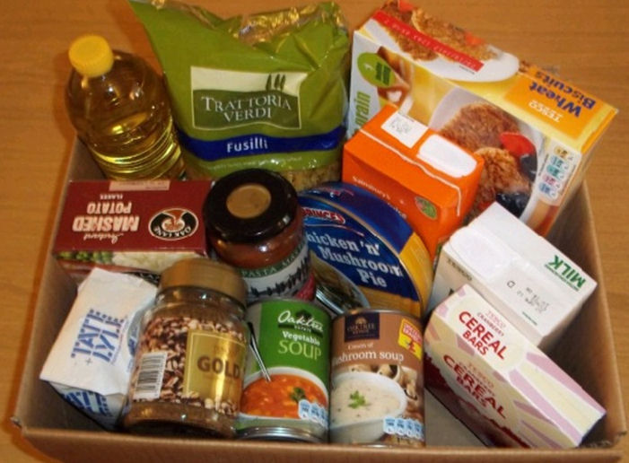 Over Half a Million British People Rely on Food Banks