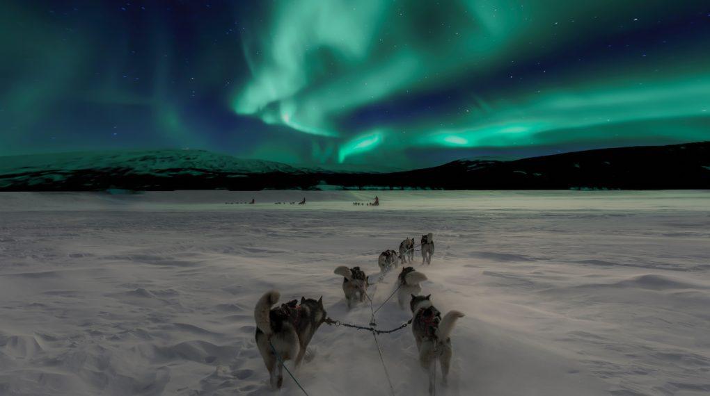 Experience the Aurora Borealis